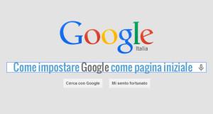 Come-impostare-Google-come-pagina-iniziale