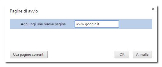 Come-impostare-Google-come-pagina-iniziale-chrome