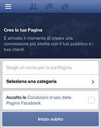 come-creare-una-pagina-facebook-da-iphone