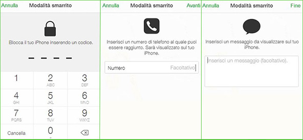 come localizzare iphone da pc