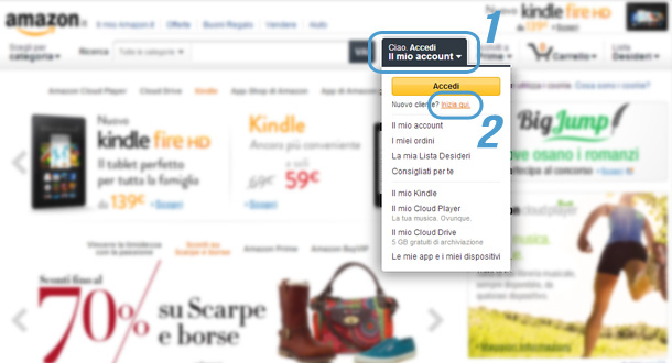 come-registrarsi-su-amazon