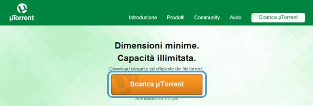 come-scaricare-utorrent