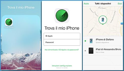 App Trova Il Mio Iphone