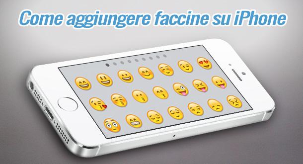 aggiungere-faccine-su-iphone