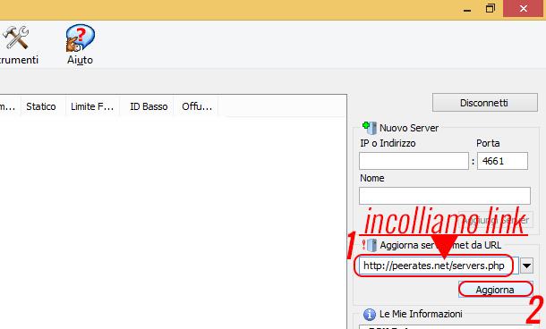come-connettere-eMule-server-aggiorna-lista