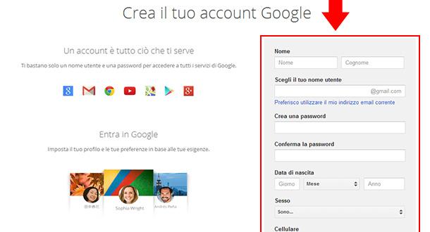 come-creare-un-email-google