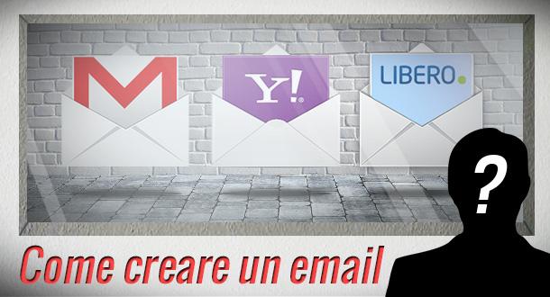 come-creare-un-email