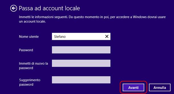 come-disattivare-account-microsoft-windows-8-nome-utente