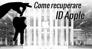 come-recuperare-id-apple