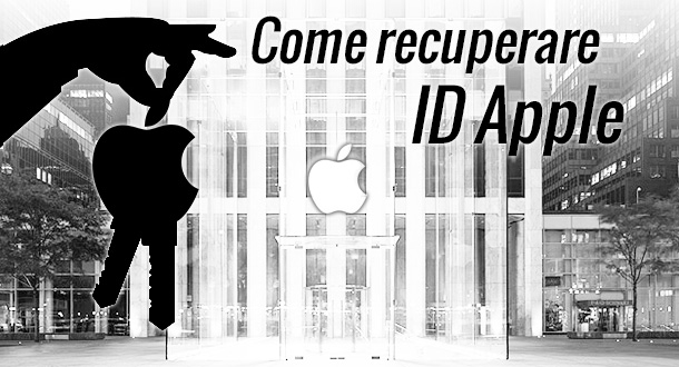 come-recuperare-id-apple
