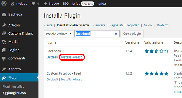 installare-plugin-wordpress