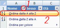 Come-aggiungere-un-filtro-in-Excel-ordine-alfabetico