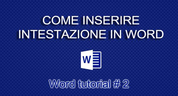 inserire-intestazione-word
