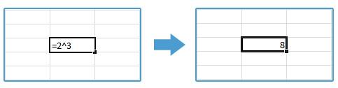 Come-elevare-a-potenza-in-Excel-esempio