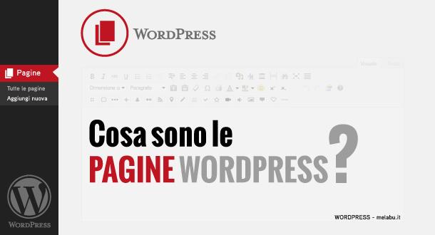 cosa-sono-le-pagine-wordpress