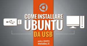 come-installare-ubuntu-da-usb