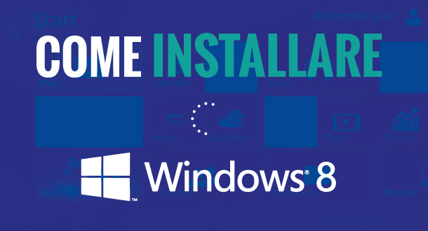 come-installare-windows-8