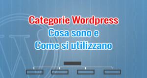 wordpress-categorie