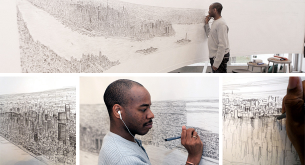 Stephen-Wiltshire-New-York
