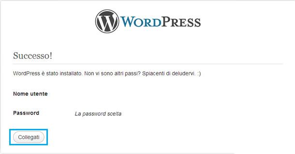 installare-wordpress-aruba-pagina-finale