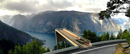 Aurland-Lookout-skywalk-2