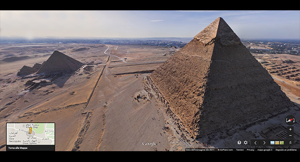 Google-Street-View-Tour-virtuale-tra-le-Piramidi-di-Giza-in-Egitto