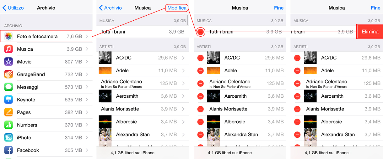come-eliminare-tutta-la-musica-da-iPhone-senza-iTunes