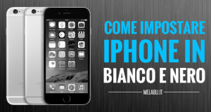 impostare-iphone-in-bianco-nero
