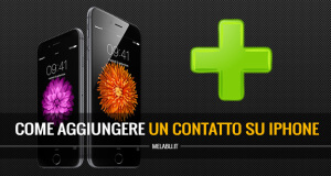 Come-aggiungere-un-contatto-iPhone