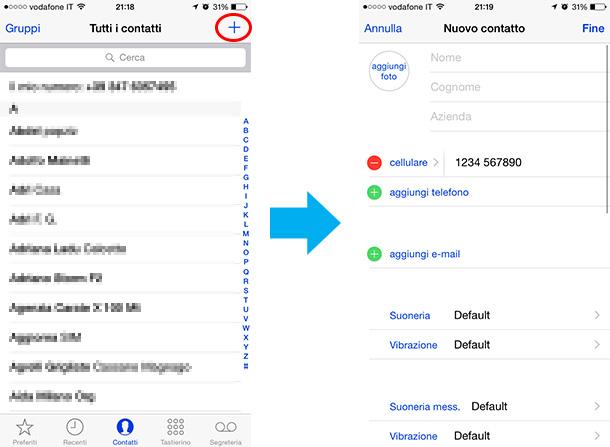 aggiungere-un-contatto-iphone