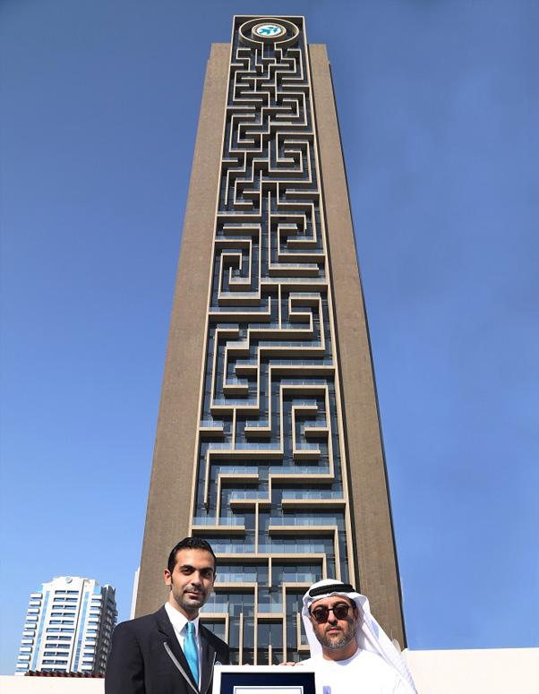 torre-labirinto-dubai-maze-tower